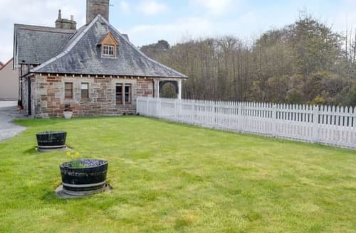 Big Cottages - Lovely Brora Cottage S98810