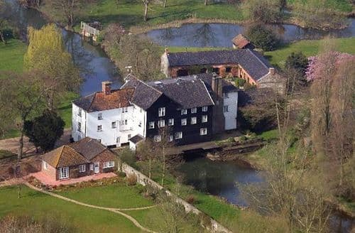 Last Minute Cottages - Mendham  Mill   Millers House S98947