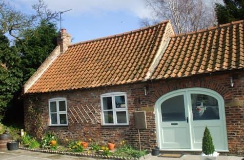 Last Minute Cottages - Blacksmiths Cottage