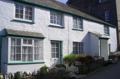 Last Minute Cottages - Boscastle Cottages - Admiral S99111