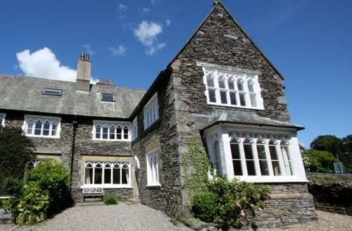 Last Minute Cottages - Bannerrigg S99156