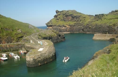 Last Minute Cottages - Boscastle Holidays - Tresquare S99257