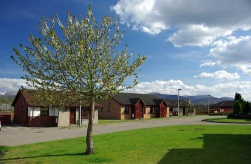 Last Minute Cottages - Silverglades Holiday Homes   Rowan 4* S99350