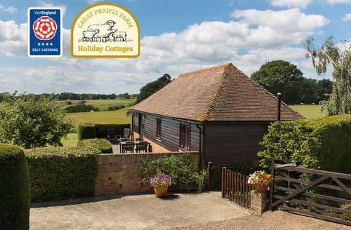 Last Minute Cottages - Tamworth & Meadow Cottages S99400