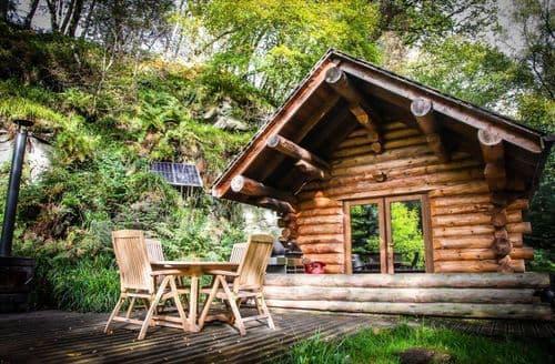 Last Minute Cottages - Shank Wood Log Cabin S99462