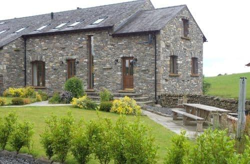 Last Minute Cottages - Simgill Farm Cottages   Gill Side Barn S99461
