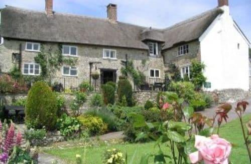 Last Minute Cottages - Lea Hill Country Cottages - Woodpecker S99506