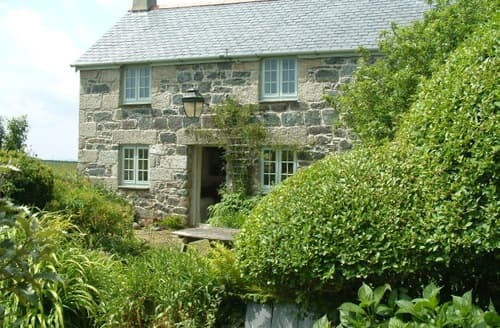 Last Minute Cottages - Higher Roskorwell Cottage S99562