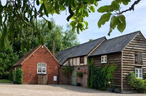 Last Minute Cottages - Bodenham Forge - The Granary S99629