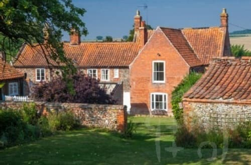 Last Minute Cottages - Houghton Farmhouse S99715