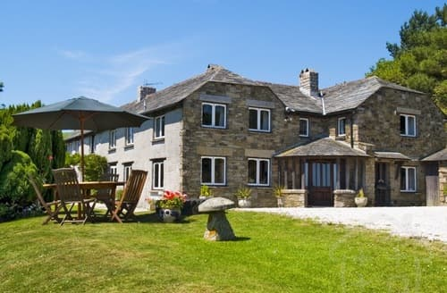 Last Minute Cottages - Blanches House & Cottage
