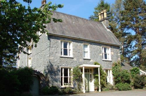 Last Minute Cottages - Plas Meini Estate   The Manor House S99779