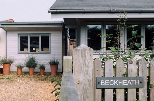 Last Minute Cottages - Beckheath House S99920