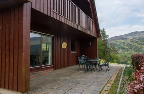 Last Minute Cottages - Portnellan   Buzzard S100077