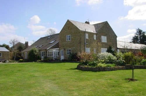 Last Minute Cottages - Lancombes House   The Farmhouse S100176