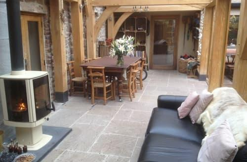 Last Minute Cottages - Mill End Mitcheldean   Main House S100203