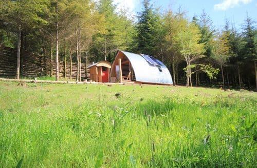 Last Minute Cottages - Devon Dens And Carpenters Cabin S100366