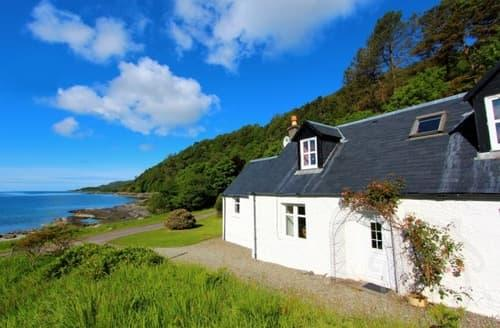 Last Minute Cottages - Ellary Estate Cottages   Cove Cottage S100400
