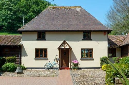 Last Minute Cottages - Cofton Country Holidays S100491