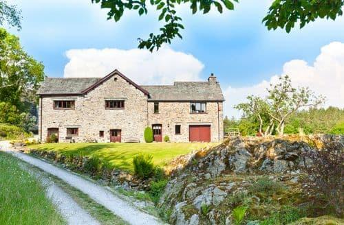 Last Minute Cottages - Cartmel Hill S100505