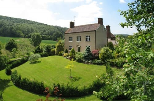 Last Minute Cottages - Eaton Manor Country Estate - The Manor House S100543