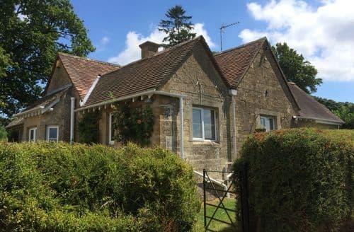 Last Minute Cottages - Cotswold Park Lodge S100730