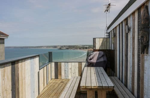 Big Cottages - Luxury Newquay Cottage S100828