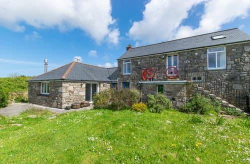 Big Cottages - Tasteful Penzance Cottage S100947