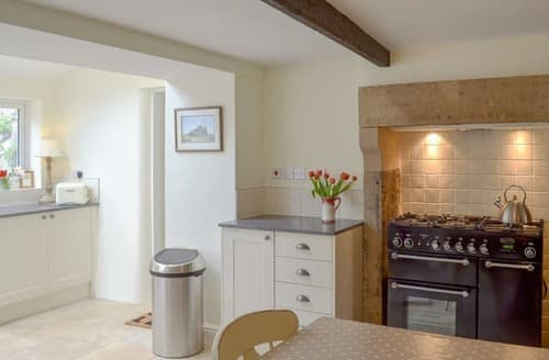 Big Cottages - Stunning Matlock Cottage S100972