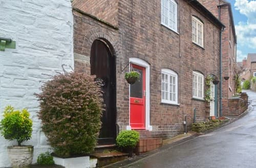 Last Minute Cottages - Stunning Bridgnorth And Ironbridge Cottage S100974