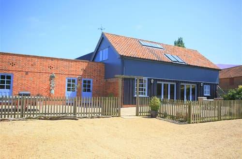 Last Minute Cottages - Charming Hacheston Cottage S83193