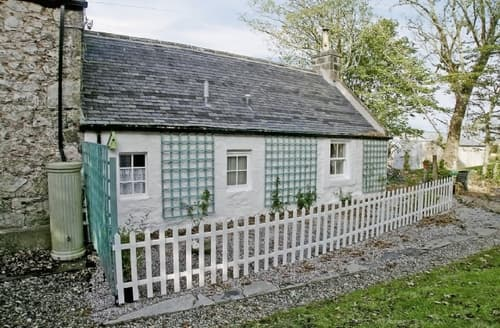 Last Minute Cottages - Exquisite Banff Cottage S24303