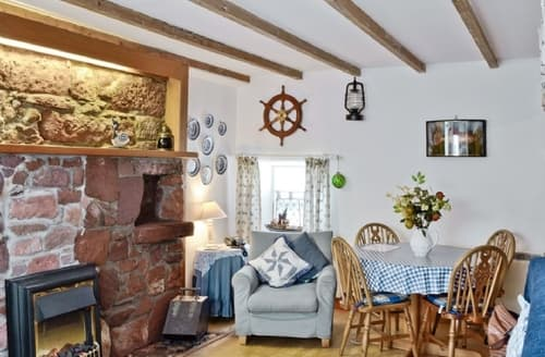 Last Minute Cottages - Charming Banff Cottage S24306