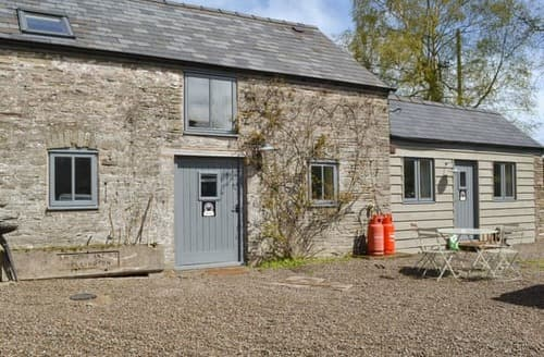 Last Minute Cottages - Superb Hay On Wye Cottage S101142