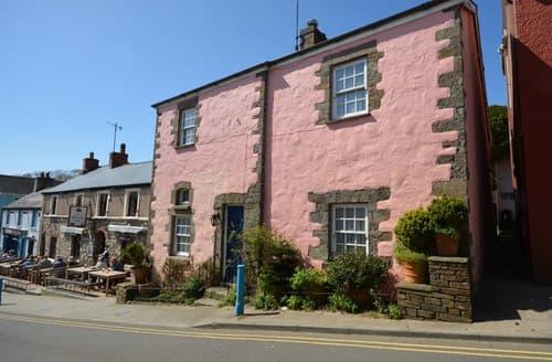 Big Cottages - Luxury Saundersfoot Cottage S101233