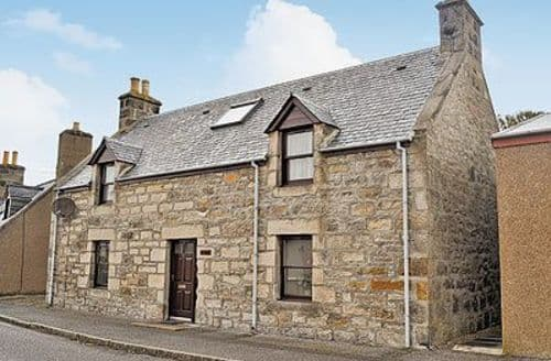 Big Cottages - Splendid Brora Cottage S24333