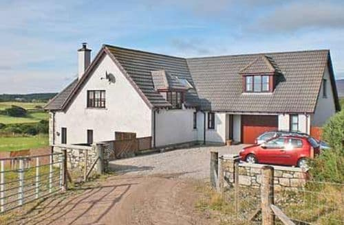 Big Cottages - Charming Brora Cottage S24337