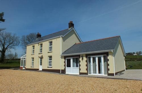 Big Cottages - Superb Efailwen Cottage S71696