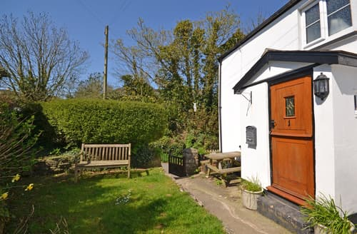 Last Minute Cottages - Luxury South Devon Kingston Cottage S101704