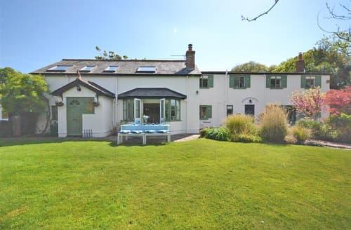 Big Cottages - Superb Hordle Cottage S101781