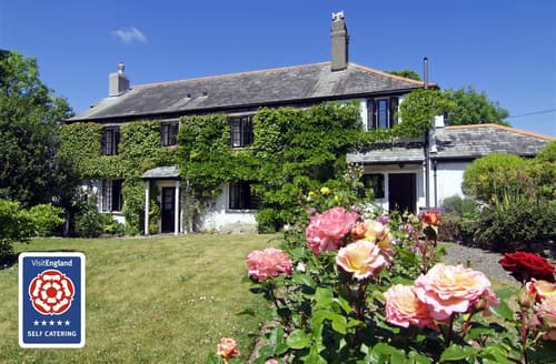 Big Cottages - Attractive Cornwall Looe Cottage S101868