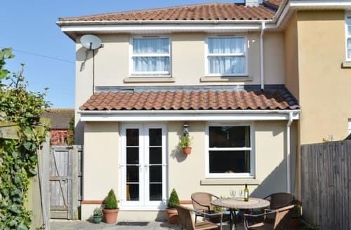 Big Cottages - Stunning Cheddar Cottage S24536