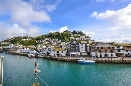 Big Cottages - Excellent Cornwall Looe Apartment S101963