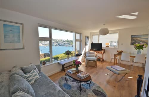 Last Minute Cottages - Beautiful Cornwall Fowey Cottage S102079