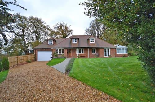 Big Cottages - Superb Fordingbridge Cottage S102109