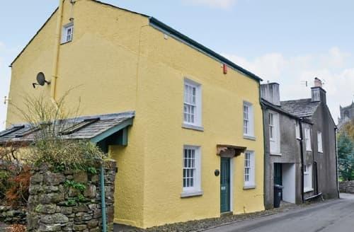 Big Cottages - Cosy Cartmel Cottage S24621