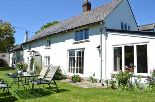 Big Cottages - Adorable Tiptoe Cottage S102389