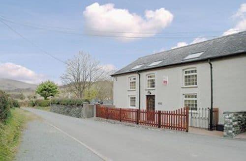 Big Cottages - Splendid Aberdovey Cottage S24652
