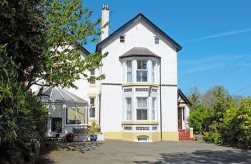 Big Cottages - Gorgeous Benllech Cottage S24728