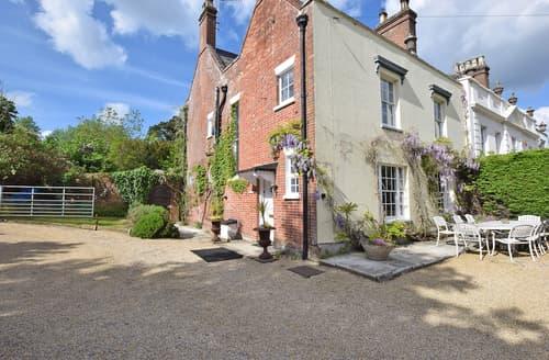 Big Cottages - Delightful Ringwood Cottage S102922